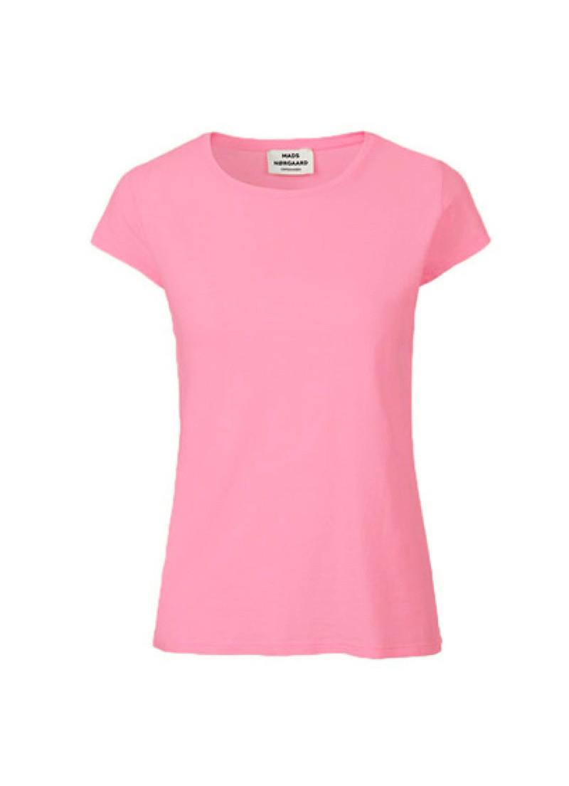cfa31c5a0bb6 Mads Nørgaard Teasy T-shirt i pink