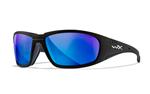 BOSS Captivate Blue Mirror<br />Matte Black Frame