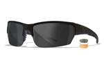 SAINT Grey/Clear/Light Rust<br />Matte Black Frame