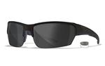 SAINT Grey/Clear<br />Matte Black Frame