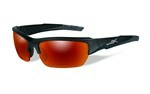 VALOR Pol Crimson Mirror<br />Black 2 Tone Frame