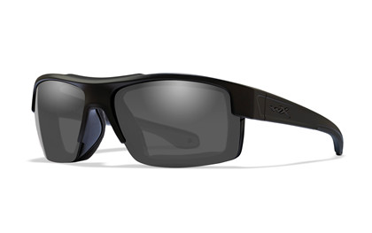 COMPASS Smoke Grey<br />Matte Black Frame