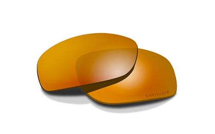 CLIMB Captivate Bronze Mirror<br />Extra Lenses