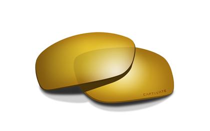 COMPASS CAPTIVATE™ Bronze Mirror.<br />Extra Lenses