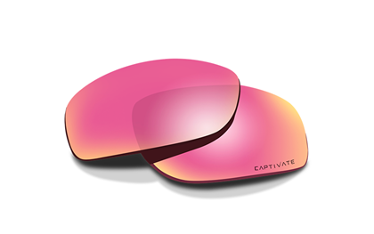 AFFINITY Captivate Rose Gold<br />Extra Lenses