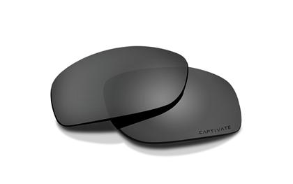 GRAVITY Captivate Smoke Grey<br />Extra Lenses