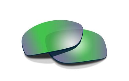 VALLUS Pol Emerald Mirror<br />Extra Lenses