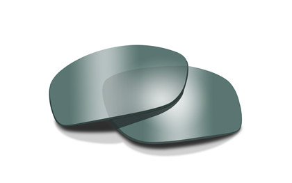 OMEGA Pol Green Platinum Flash <br> Extra Lenses