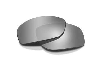 KOBE Smoke Grey Silver Flash<br />Extra Lenses