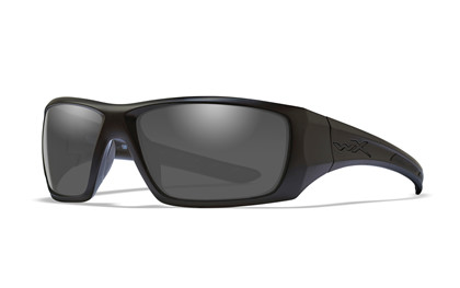 NASH Polarized Smoke Grey<br />Matte Black Frame
