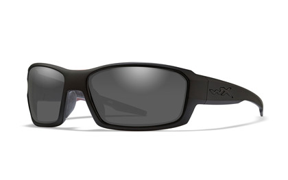 REBEL Smoke Grey<br />Matte Black Frame