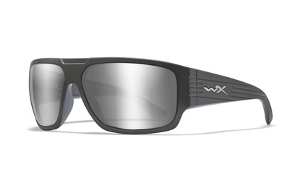 VALLUS Grey Silver Flash<br />Matte Graphite Frame
