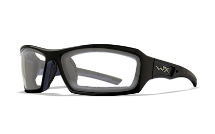 ECHO Clear<br />Gloss Black Frame