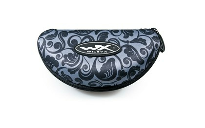 Black - Grey Zippered Case<br />Female