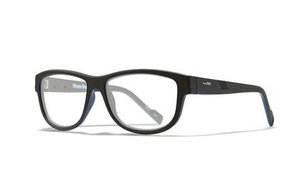 MARKER Clear Lens<br />Matte Black Frame