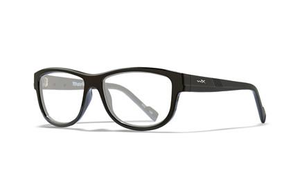 MARKER Clear Lens<br />Gloss Black Frame