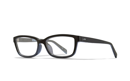 VIRTUE Clear Lens<br />Gloss Black Frame