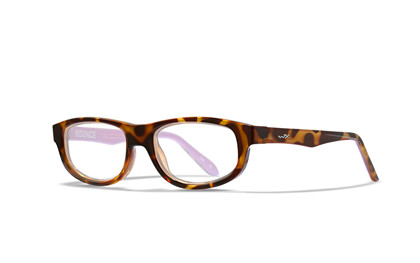 BOUNCE Clear<br />Brown Demi/Lilac Frame