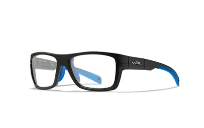 CRUSH Clear<br />Matte Grey/Blue Frame