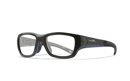 FLASH Clear<br />Graphite/Black Frame