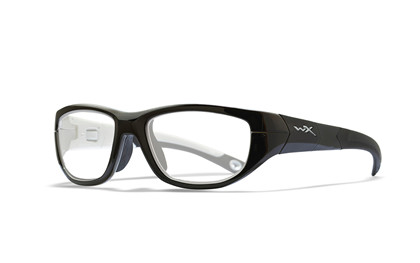 VICTORY Clear Gloss Black/<br />Aluminum Pearl Frame