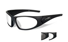 ROMER 3 Smoke/Clear<br />Matte Black Frame