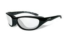 AIRRAGE Clear<br />Gloss Black Frame