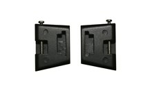 SG-1 Hinge Set<br />Matte Black