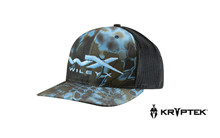 WX Camo Cap One Size Adj<br />Kryptek Neptune