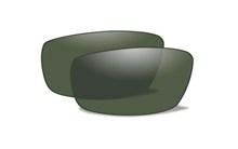 STATIC Polarized Smoke Green<br />Extra Lenses