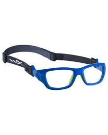 FLASH Clear<br />Royal Blue/Lime Green Frame