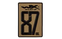 WX Velcro Patch 87est.<br />55 x 80 mm, Tan