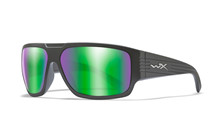 VALLUS Pol Emerald Mirror<br />Matte Black Frame