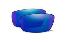 ZAK Polarized Blue Mirror<br />Extra Lenses