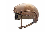 NERVE ARC<br> Rail Attachment System<br />RAS Strap for Helmets, Tan