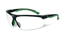 REMINGTON Industrial MALE<br />Black w/Clear