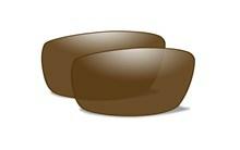 DICE Polarized Brown <br> Extra Lenses