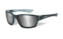 MOXY Grey Silver Flash<br />Black Streak Frame