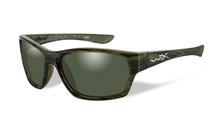 MOXY Pol Green Platinum Flash<br />Olive Stripe Frame