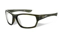 MOXY Frame<br />Olive Stripe