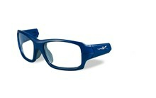 FIERCE Frame Front<br />Matte Blue Indigo/Grey
