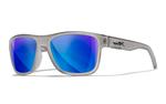 OVATION Captivate Blue Mirror<br />Matte Slate Frame