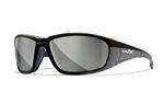 BOSS Grey Silver Flash<br />Gloss Black Frame