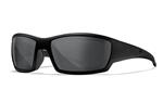 TIDE Grey Lens<br />Matte Black Frame