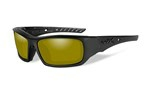 ARROW Polarized Yellow<br />Matte Black Frame