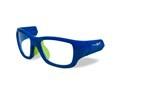 FLASH Frame Front<br />Royal Blue/Lime