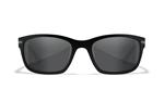 HELIX Smoke Grey<br />Matte Black Frame