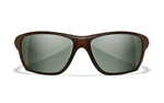 ASPECT Pol Green Platinum Fla.<br />Matte Demi Frame