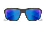 CONTEND Captivate Blue Mirror<br />Matte Graphite Frame