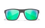 KINGPIN Captivate Green Mirror<br />Matte Graphite Frame